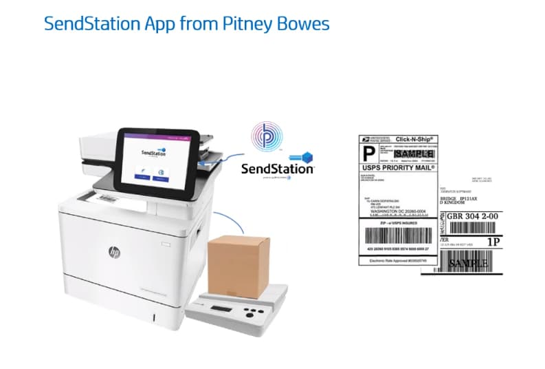 SendSation from Pitney Bowes